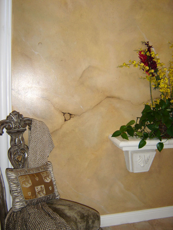 Storied Walls - Faux Finish Gallery